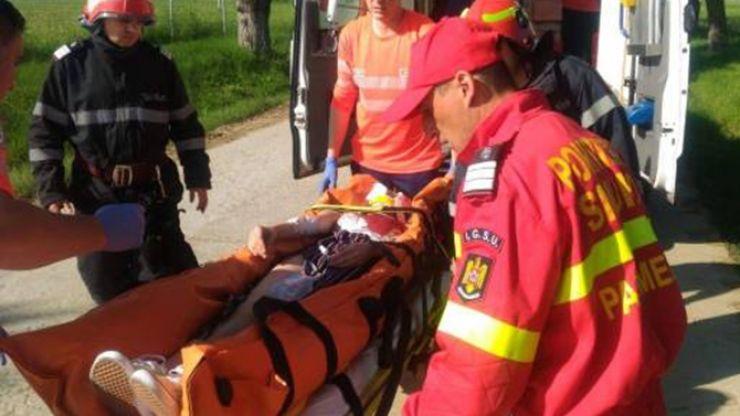 Un tânăr din Livada, implicat într-un accident de circulație în Ardud