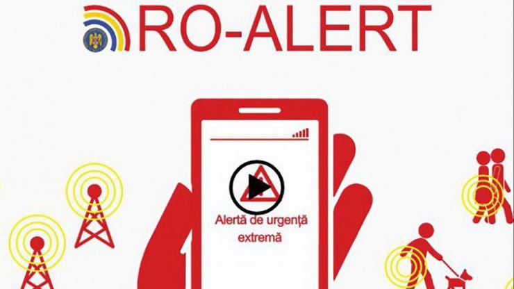 RO-ALERT | Mesaje de avertizare în Satu Mare, Carei, Tășnad, Turț și Negrești