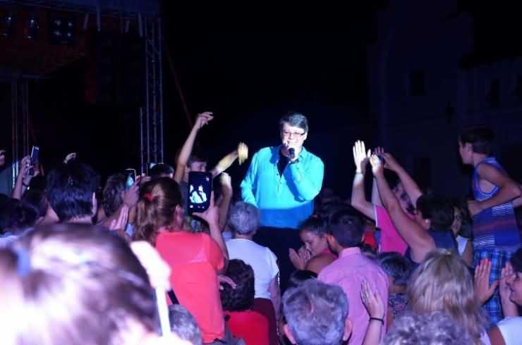 Recital Fuego și Strongman, în ziua a cincea de AugustFest la Carei