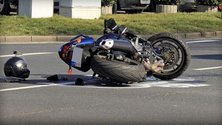 Motociclist implicat într-un accident în Satu Mare