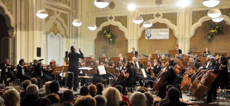 """Concert simfonic la Filarmonica de Stat """"Dinu Lipatti"""""""