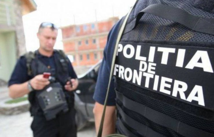Bărbat urmărit general pentru furt, prins de polițiștii de frontieră