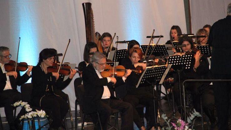 """Orchestra Filarmonicii de Stat """"Dinu Lipatti"""" din Satu Mare a încântat publicul zălăuan"""