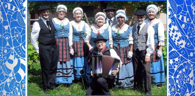 """Spectacol de muzică tradițională și dans franțuzesc cu ansamblul """"Los Carcinols de Montalban"""" din Franța"""