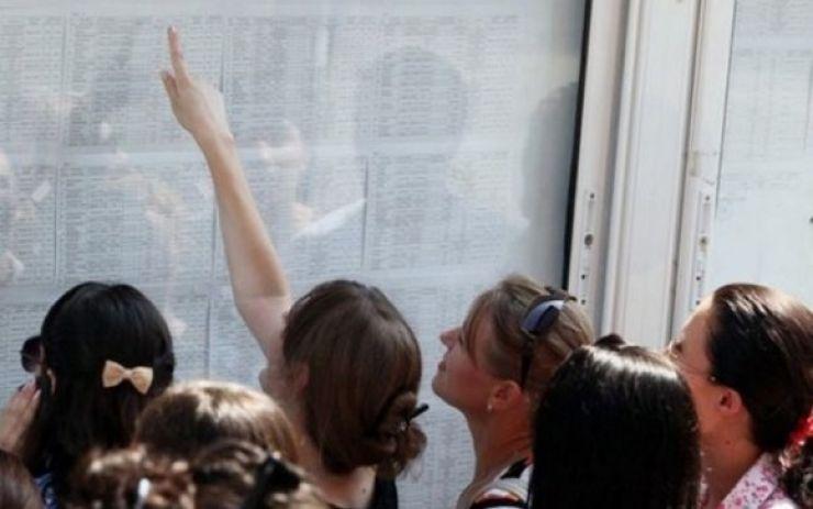 Un singur elev a obținut media 10 la Bacalaureat