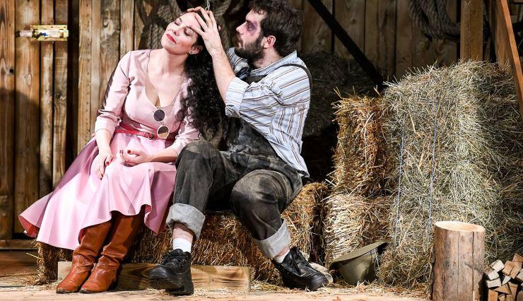 """Spectacol la Teatrul de Nord: """"Despre șoareci și oameni"""", în regia lui Andrei Mihalache"""