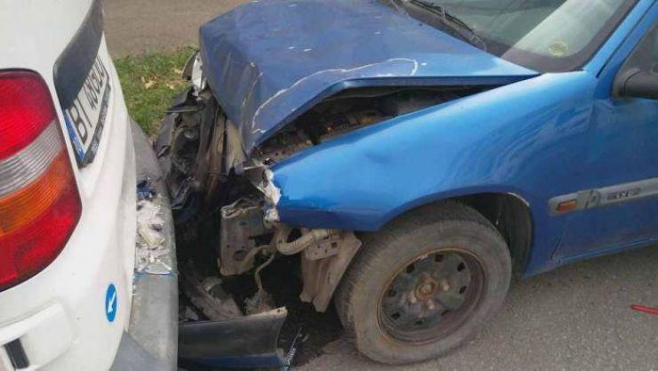 Sătmăreancă implicată într-un accident în Marghita produs de un șofer beat