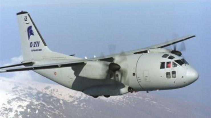 Pacient cu arsuri grave, transportat la Spitalul de Arși cu o aeronavă Spartan