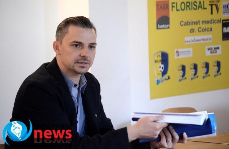 """Kereskenyi Gabor: """"În primele trei luni, managementul clubului Olimpia a cheltuit 2 milioane de lei"""""""