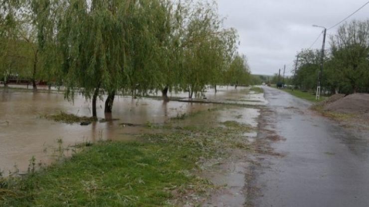 Cod galben de inundații în județul Satu Mare