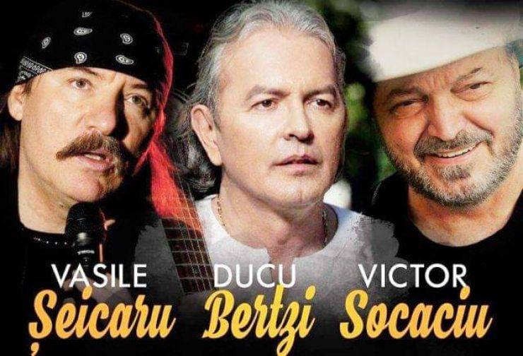Folk de Colecție cu Vasile Șeicaru, Ducu Bertzi și Victor Socaciu