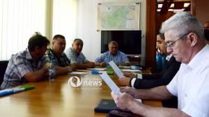 Revendicările fermierilor vor fi transmise instituţiilor centrale