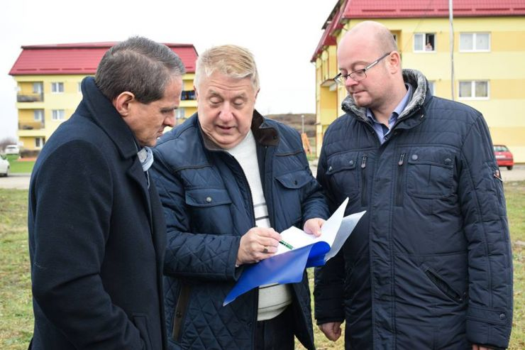 Trei noi blocuri ANL în municipiul Satu Mare